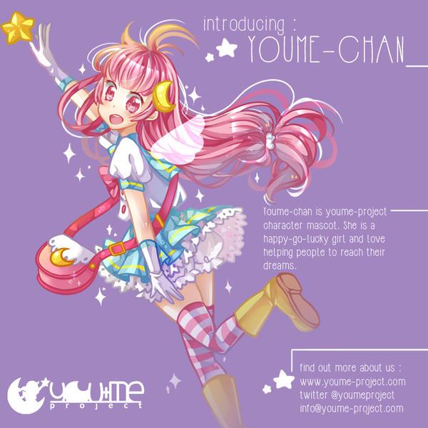 Youme-Chan by kimgabydesu