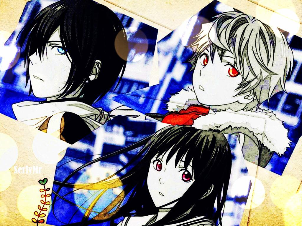 Noragami anime by serlyharuno on deviantart - Yato wallpaper ...