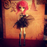 Monster High Custom Cupid!