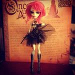 Monster High Custom Cupid!