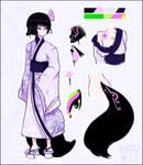 [CYO] Black Kitsune