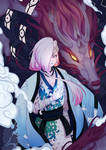 [Onmyoji Contest] The Forgotten Wind God
