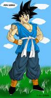 GT Goku by elitedragongoku