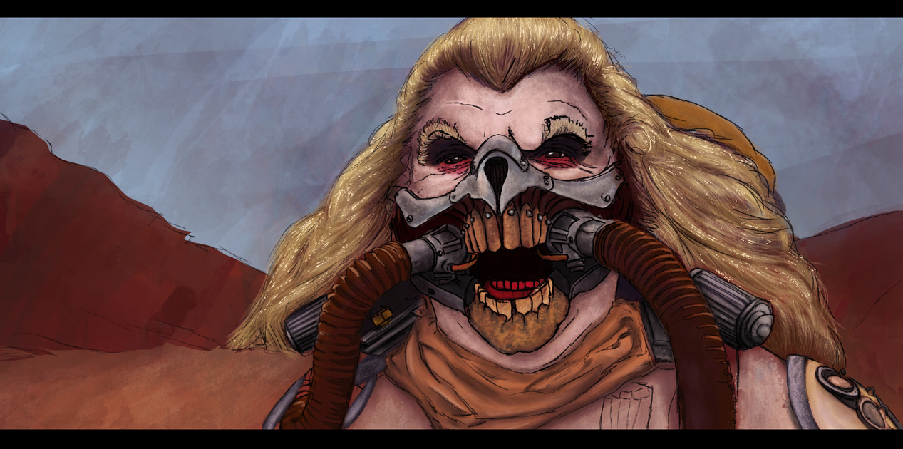 Immortan Joe by HeyItsTudes