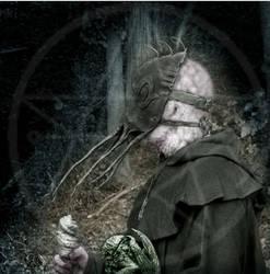 Cultist of Cthulhu by skullbeast