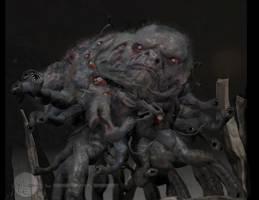 The Dunwich Horror_4 by skullbeast