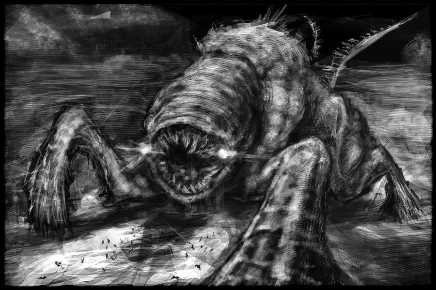 arctic juggernaut 001 by skullbeast