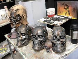 Terminator Salvation 001 by skullbeast
