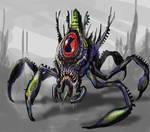 Bvorian land crab