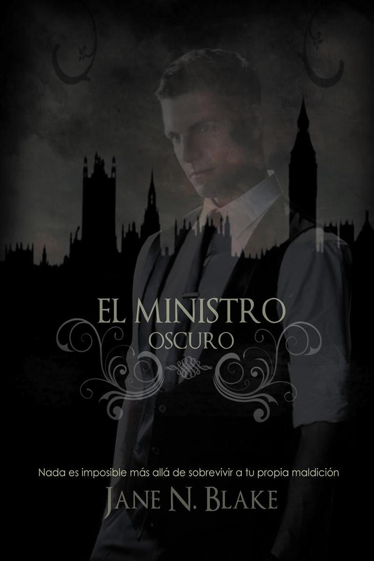 El Ministro Oscuro [Portada] by JaneNBlake