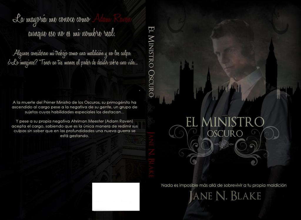 El Ministro Oscuro [Portada Completa] by JaneNBlake
