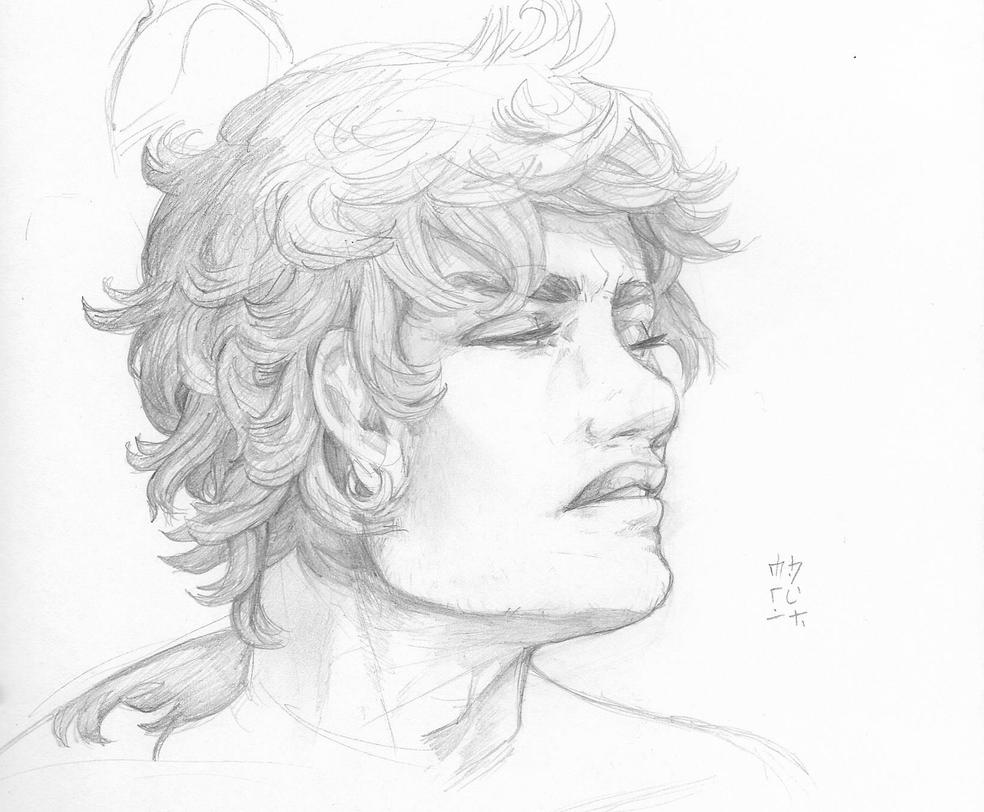 Marcus portrait 2 by JequalNation