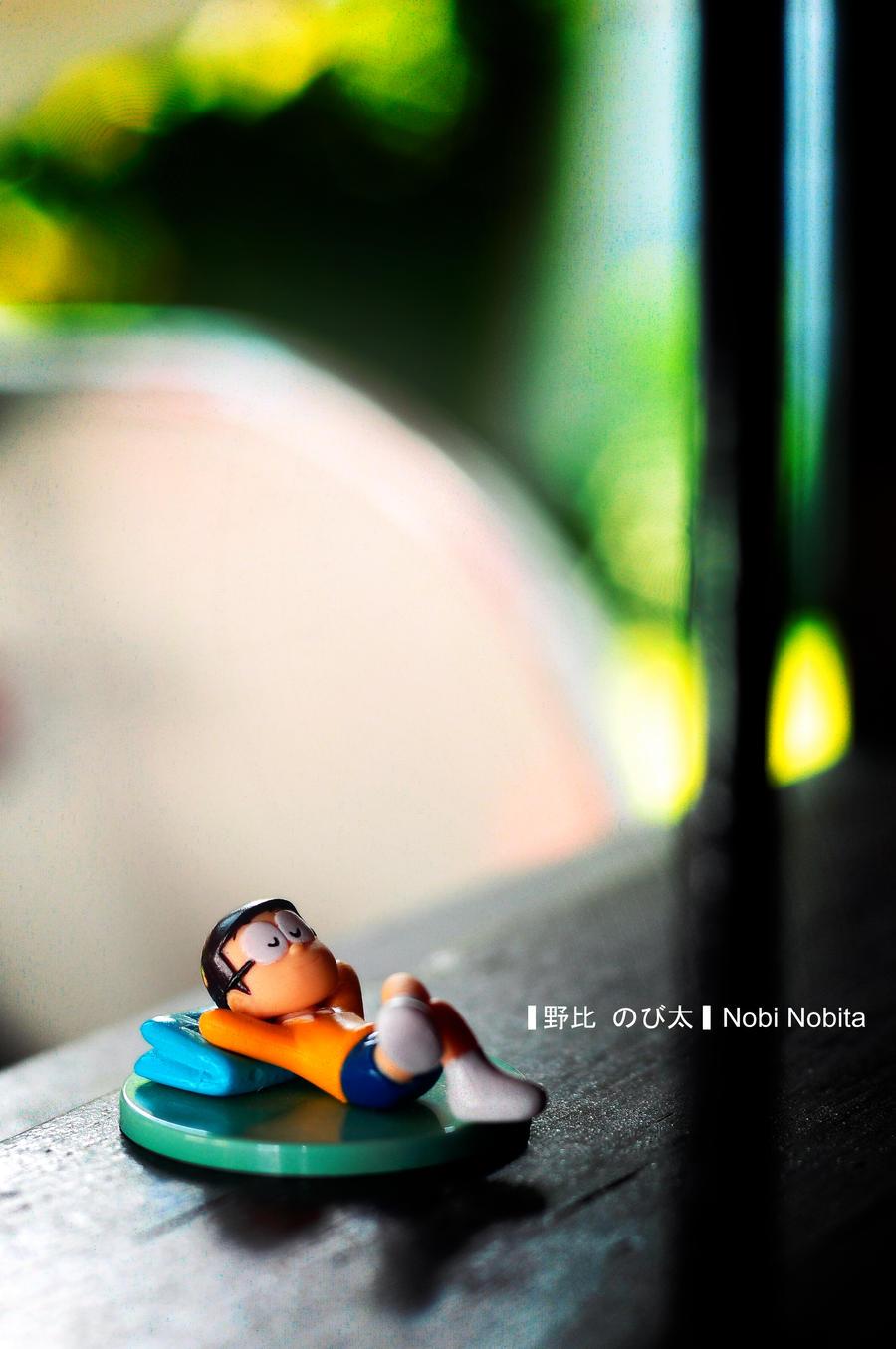 Nobi Nobita by faris18787