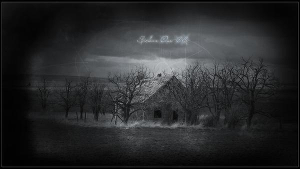 Dark House by SickzzOne
