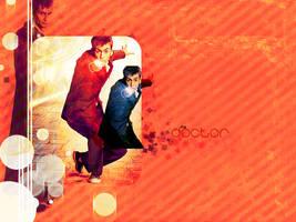 The Doctor - Wallpaper - 2 by MaverickkRawwks