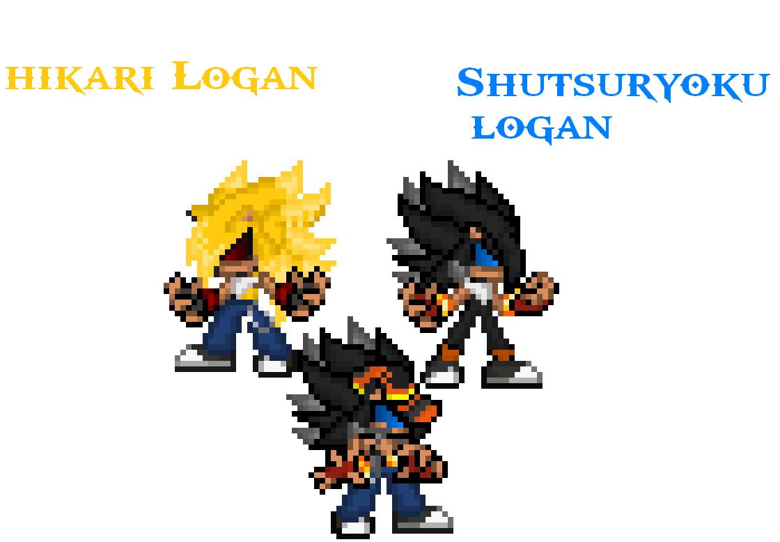 Logan's Form (Wip) by Xx-ApocalypseHeartxX