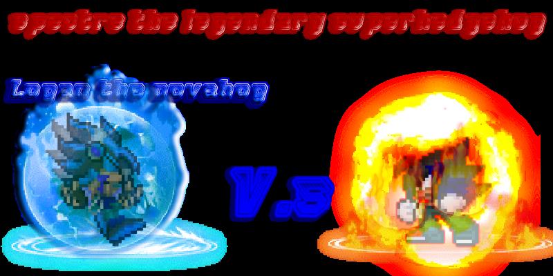 Novahog Vs Legendary super hedgehog by Xx-ApocalypseHeartxX