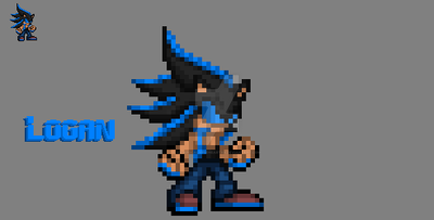 Maybe logan the novahog new look by Xx-ApocalypseHeartxX