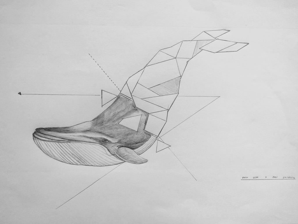 Geometric animals by Clyde9 on DeviantArt