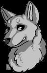 F2U Dog/Wolf Lineart