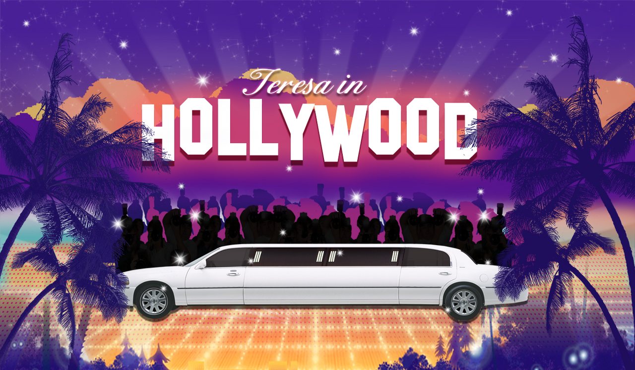 hollywood party background - photo #28