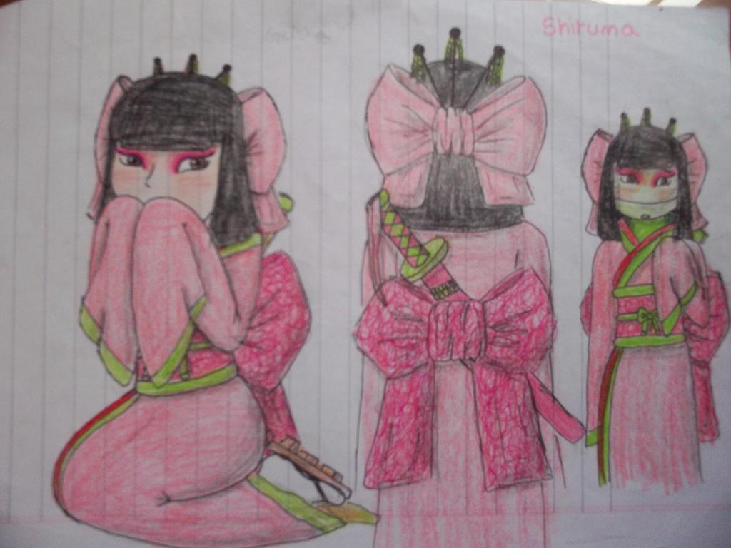 Shiruma concept by Frida-Love