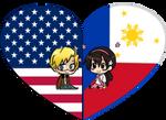AmeriPhil Shimeji Heart
