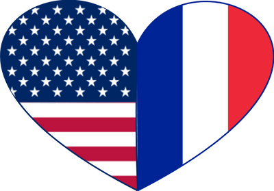 Love Being French-American by LadyAxis