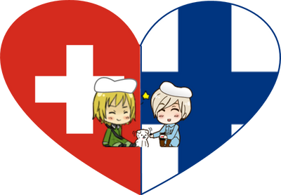 SwissFin Shimeji Heart by LadyAxis