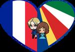 FranSey Shimeji Heart by LadyAxis