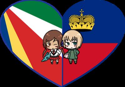 SeyLiech Shimeji Heart by LadyAxis