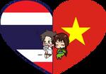 ThaiViet Shimeji Heart