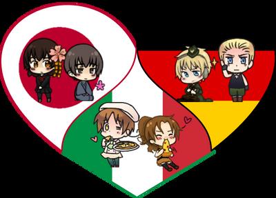 RoBerTo Shimeji Heart by LadyAxis