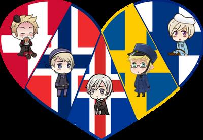 Nordics Shimeji Heart II by LadyAxis