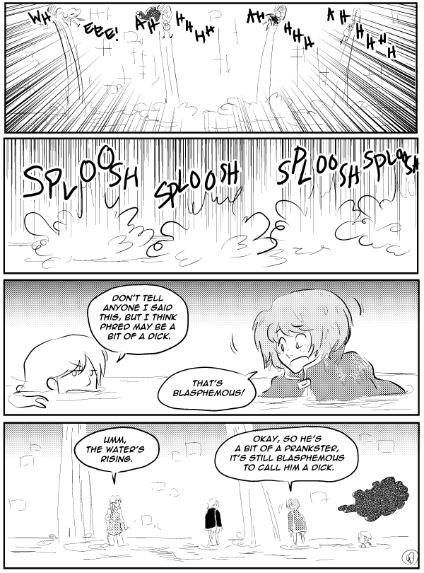 Dubious Company Comic 625 by DubiousCompany