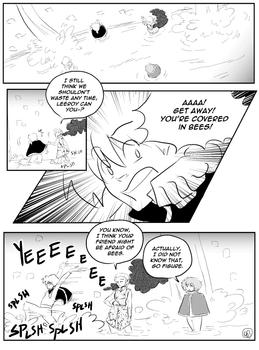 Dubious Company Comic 627
