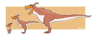 Dodosaur Velorane Tyranicken