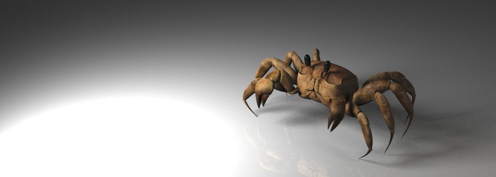 Crab by Phewcumber