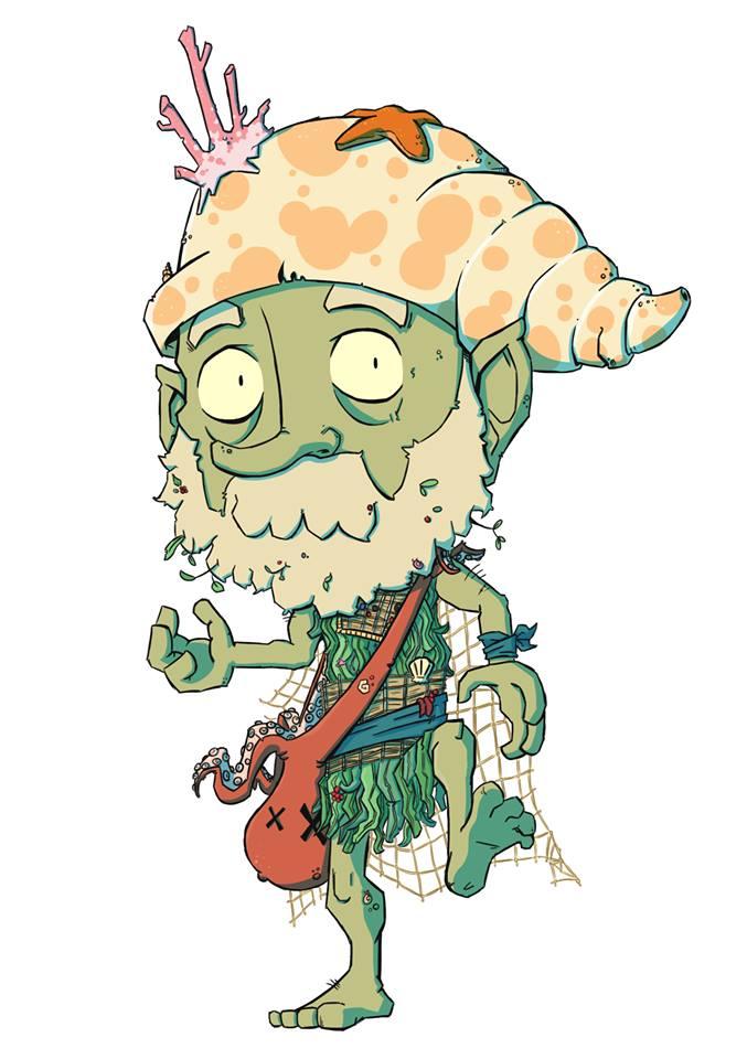 Popnick - Gnome Druid by Phewcumber