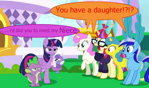 You Have A Daughter!? by GreenBrothersArt
