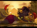 Kingdom Of Gold (Kion And Jasiri)