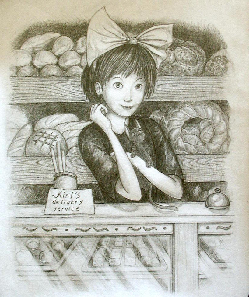 Kikis Delivery Service Bakery Kiki 39 s Delivery Service by