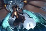 Dragon Vs Frost Giant