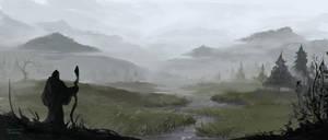 landscape exercise