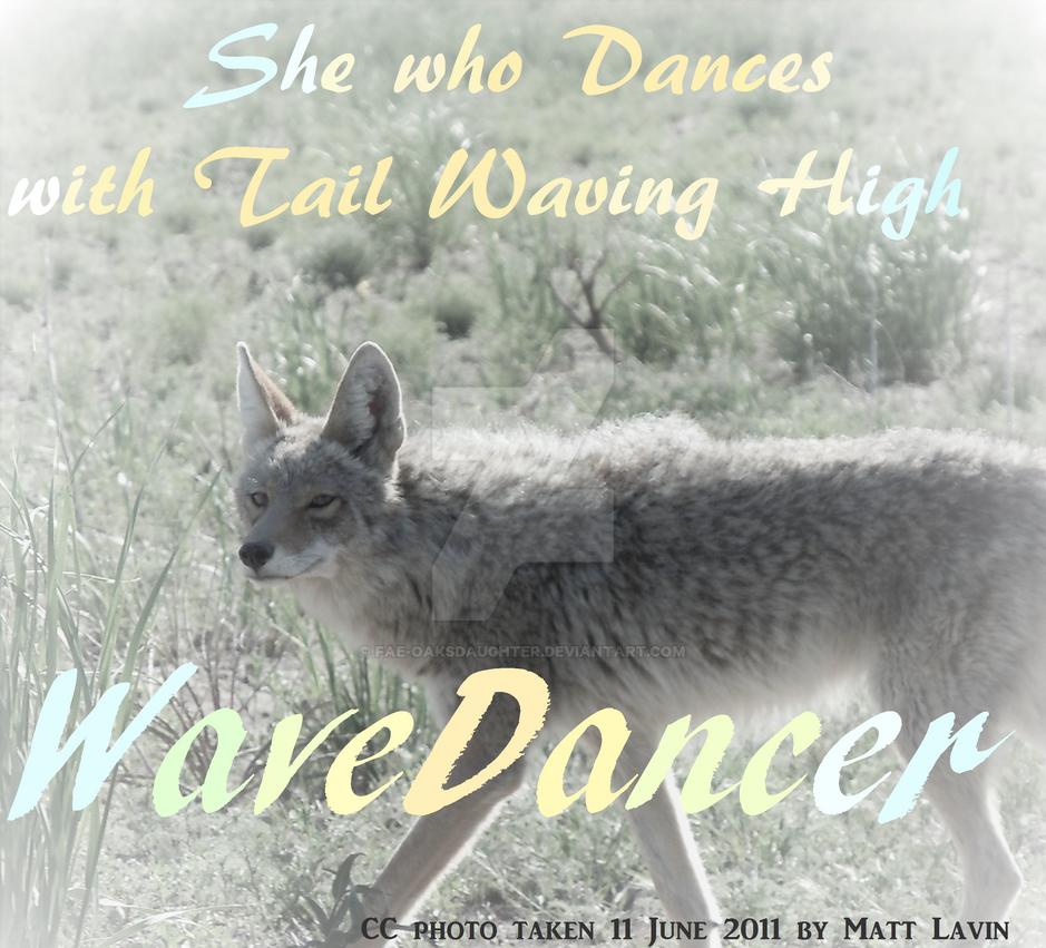 WaveDancer, Instinct OC Avatar by Fae-Oaksdaughter