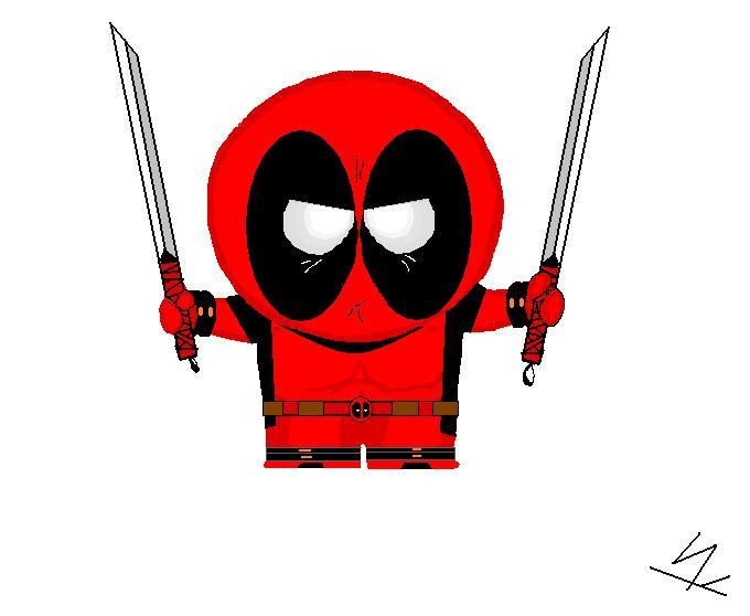 deadpool by spdk1