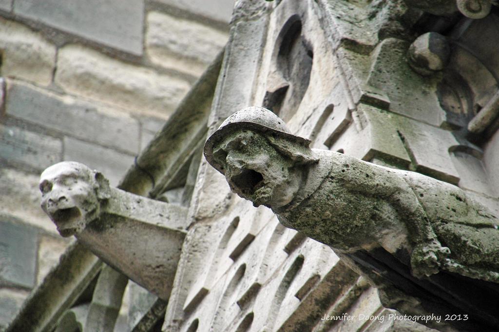 gothic gargoyles by morrighangw on deviantart