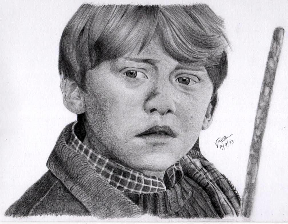 Little Weasley by violet2424
