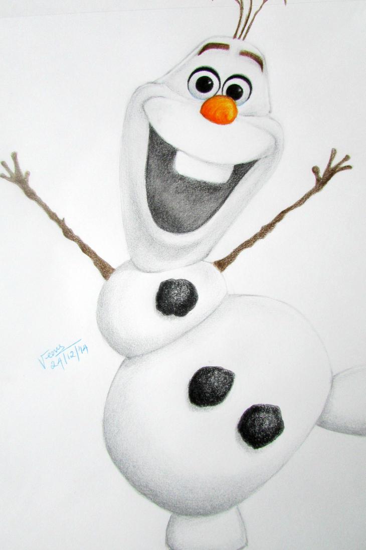 Olaf by violet2424