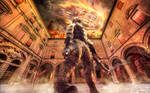 Light'em up,I'm on fire!! -Theodric Fastolf-Stokes